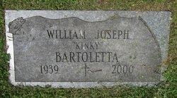William Joseph Kinky Bartoletta