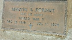 Mervin Leroy Forney