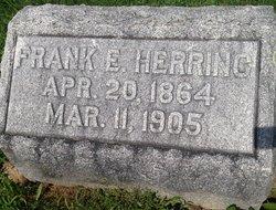 Frank Everhart Herring