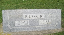 Lois Lillian <i>Perry</i> Block