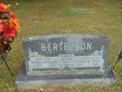 Ethel Irene <i>Johnson</i> Bertelson