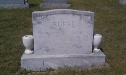 Lillie Gertrude <i>Berry</i> Burke
