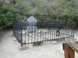 Bowers Mansion Cemetery