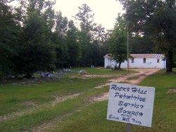 Rocky Hill Primitive Baptist  Church Cemetery