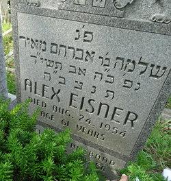 Alexander Sandor Eisner