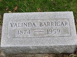 Valinda <i>Bosley</i> Barrigar