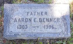 Aaron Edward Benner