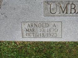Arnold A Umbarger