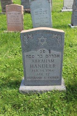 Abraham Abe Handler