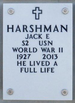 Jack Elvin Harshman