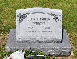Jeffrey Andrew Wright