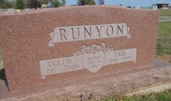 Dollie <i>Robinson</i> Runyon