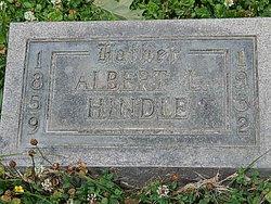 Albert L Hindle