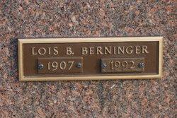 Lois B Berninger