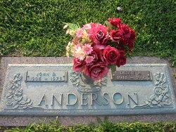 Dessie M Anderson