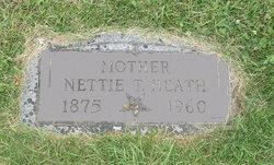 Nettie T. <i>Carothers</i> Heath