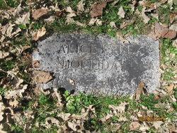 Alice Lyle <i>Thompson</i> Holliday