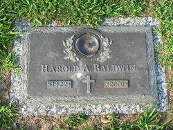 Harold A Baldwin