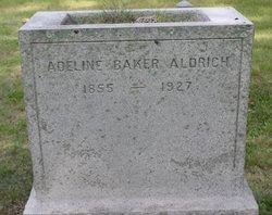 Adeline <i>Baker</i> Aldrich