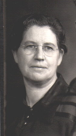 Edith Gertrude <i>Patience</i> Edgerton