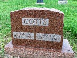 Hiram W Cotts