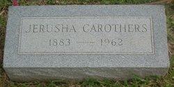 Jerusha <i>Crunk</i> Carothers