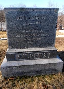 Harriet <i>Jones</i> Andrews