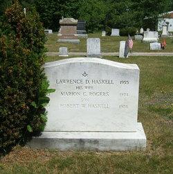 Robert W. Haskell