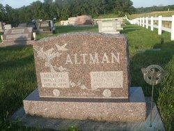 Helen Florence <i>Kiser</i> Altman