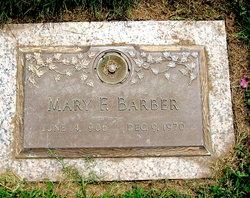 Mary Knight <i>Foster</i> Barber