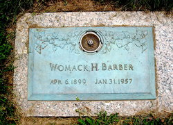 Womack Hardee Barber, Sr