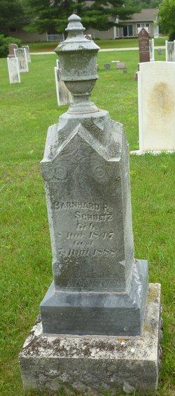 Barnhard R Schultz