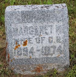 Margaret Eunice <i>Wyman</i> Barker