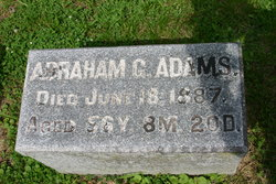 Abraham Gale Adams