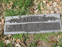 Clara Mae <i>Norvell</i> Acton