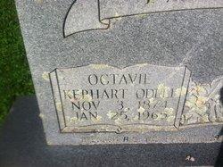 Charity Octavia <i>Abernathy</i> O'Dell