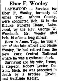 Eber Forest Wooley