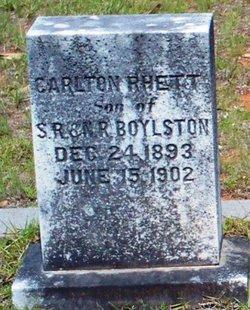 Carlton Rhett Boylston