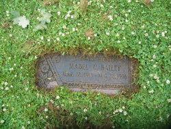 Mabel Cecelia <i>Gates</i> Bailey