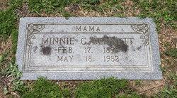 Minnie G <i>Gardner</i> Bennett