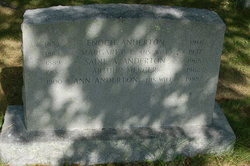Margaret E <i>Salisbury</i> Anderton