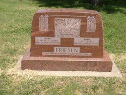 Elizabeth <i>Toews</i> Friesen
