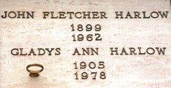 Gladys Ann <i>Raines</i> Harlow