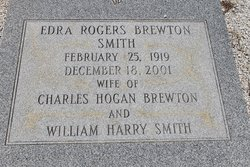 Edra Brewton <i>Rogers</i> Smith