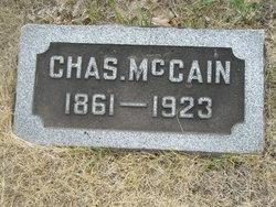 Charles McCain