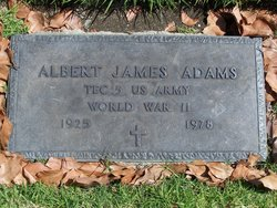 Albert James Adams
