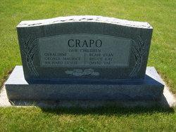 Maurice Evan Crapo
