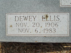 Dewey Ellis Doan