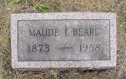 Maude C <i>Irish</i> Beare