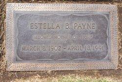 Estella B <i>Porter</i> Payne